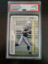 2012 Score #304 Andrew Luck RC ROOKIE PSA 10  (qty available)