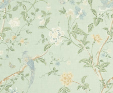 Laura Ashley neuf papier peint Wild Meadow Sienna RRP £ 40 par rouleau