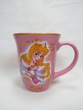 "Disney Store Exclusive Sleeping Beauty Aurora 5"" Mug Rare HTF!  GS .7"