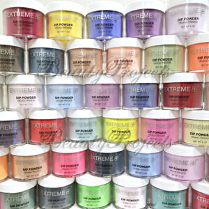 Extreme+ Dip Powder PICK YOUR COLOR Acrylic Gel Dipping Powder 2oz