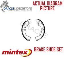 Nouveau Mintex Frein Arrière Chaussures Set de freinage Chaussures GENUINE OE Qualité MFR295
