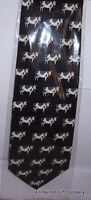 Cows on Black Tie