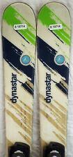 New listing 11-12 Dynastar 6th Sense Team Used Junior Skis w/Bindings Size 125cm #819714