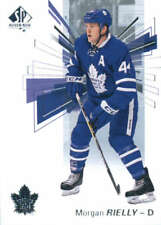 (HCW) 2016-17 Upper Deck SP Authentic #89 Morgan Rielly Maple Leafs
