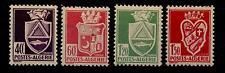 ALGERIA - 1942-1945 - Emissioni locali con stemmi