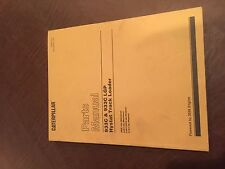 CATERPILLAR CAT 933 933C LGP TRACK LOADER TRACTOR DOZER PARTS BOOK S/N 4MS