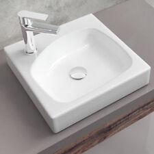 Korpusbad® Keramik Waschbecken Handwaschbecken Aufsatz Waschtisch Gäste-WC M147z