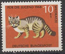 TIMBRE ALLEMAGNE  NEUF N° 414 ** CHAT SAUVAGE