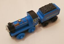 Thomas The Tank Engine & Friends WOODEN BERT WOOD TRAIN GREAT CONDITION