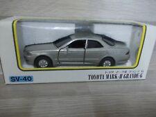 Diapet 1/40 - Toyota Mark-II Grande G grey