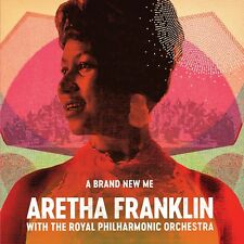 FRANKLIN ARETHA A BRAND NEW ME: ARETHA FRANKLIN WITH THE ROYAL VINILE LP NUOVO