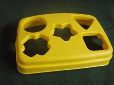 Fisher Price 2006 Brillant Basics Baby's First Blocks Shape Sorter Cover/lid