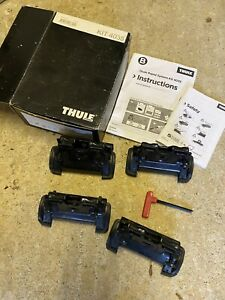 Thule Roof Bars Fitting Kit 4035 - Audi A3 8v With Roof Rails