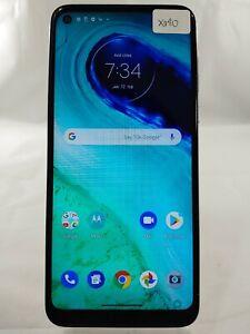 Motorola Moto G Fast XT2045-3 32GB Boost Mobile Only Smartphone White X080