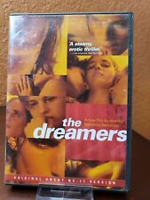 The Dreamers (Dvd, 2003, Nc-17 Version) Bernardo Bertolucci Mint! Watched Once!