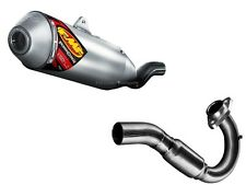 FMF Powerbomb Powercore Yamaha Warrior 350 ATV Exhaust System Head Pipe Muffler