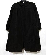 M   Peter Pan Collar Coat Dress