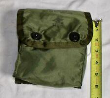 NEW OD Medic Pouch First Aid Military Surplus Army USMC USGI with 2 ALICE clips