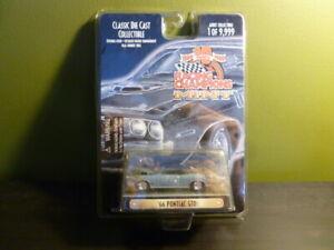 Racing Champions Mint 10 Years '66 Pontiac GTO
