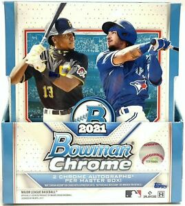Bowman Chrome 2021 Base, Prospects, Inserts, Rookies - Complete Your Set!