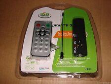 USB DVB-T & RTL-SDR Mobile Receiver RTL2832U & R820T Tuner Stick W/ IEC Antenna