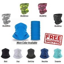Neck Gaiter ┃ Bandana Tube Scarf ┃ Cycling Motorcycle ┃ Cooling