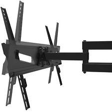 "Articulating TV Wall Mount Bracket VESA 75 100 200 400 600 37-70"" Samsung Sony"