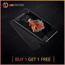 Buy 1 Get 1 Free H9 Tempered Glass Screen Protector Shield Apple iPhone 7 & 8