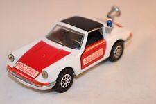 Corgi Toys 509 porsche targa 911s polizei near mint condition a beauty