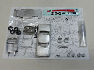 1/43 RL92K Ford Galaxie Jim Clark/Jack Sears KIT by SMTS