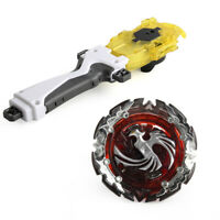 B-131 Dead Phoenix.0.AT Beyblade Booster Burst (Gift Handle and Launcher Box)