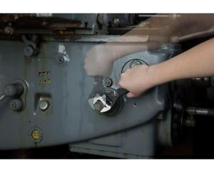 "Sunex Tools 9610 8"" Ratcheting Adjustable Wrench"