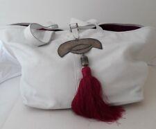 MELI MELO Treasure Trinket  Bag in White leather  - BORSA SAC