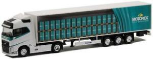 Herpa 944304 Volvo Fh Gl Suitcase Lorry Motorex 1:87
