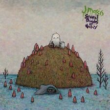 J Mascis - Several Shades of Why [New Vinyl] Colored Vinyl