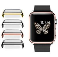 Apple Watch Series 5 40/44mm  Full Cover Snap On Screen Protector Case