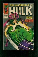 Incredible Hulk 107 - Large Scans