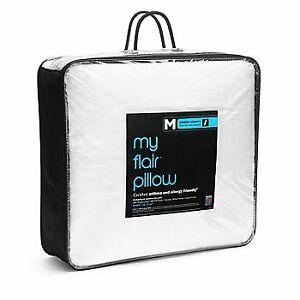 Bloomingdale's My Flair 600 FP Medium Density European Down Bed Pillow - EURO
