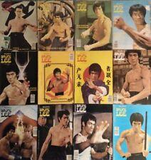 Lote de 23 revistas de artes marciales 'Bruce Lee'' y ''Dojo''