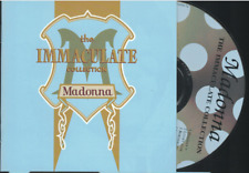 """The Immaculate Collection"" Madonna *NEAR MINT* 1990 CD; 19 Tracks"