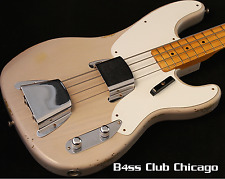Fender Custom Shop Limited Edition '55 Dirty White Precision Bass