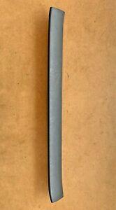 2005-2012 Acura RL Front Left Inner Door Scuff Sill Plate Trim Black 84251SJA OE