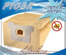 P103K 8 sacchetti filtro carta x Panasonic MCE 95