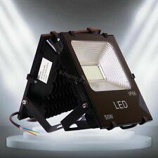 2 x 50W LED Flood Light Outdoor Garden Lamp  LED Security BackYard Work Light