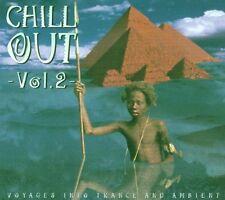 Chill Out 2       2CDs Lounge Chill & Downbeats Buddha Bar?