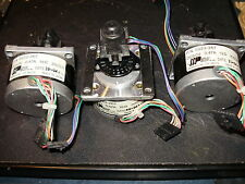(3)Applied Motion Products 5023-267 stepper motors 9.0V, 47A, 19 ohm,200S/R  CNC