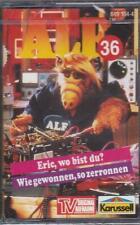 MC Alf Folge Nr. 36 Original Hörspiel zur TV-Serie Karussell