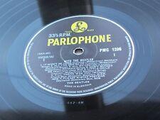 THE BEATLES   ORIGINAL 1963 UK LP     WITH THE BEATLES   -4N   -4N