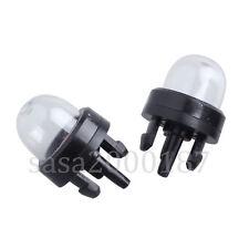 2 pcs Primer bulb For Husqvarna 503 93 66-01 Poulan 530047721 WALBRO 188-512-1