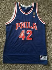 Jerry Stackhouse Signed Autographed Sixers 50th Anniversary Basketball Jersey